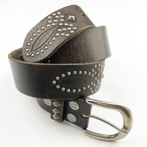 Silver Jeans Co. Studded Belt